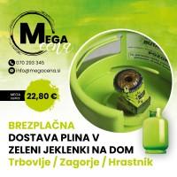 Butan plin DOSTAVA Zagorje, Trbovlje, Hrastnik