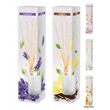 Mega paket:  5 x Dišeče palčke v steklenički vonj po izbiri