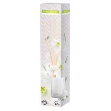 Dišeče palčke v steklenički vonj Beli  cvet