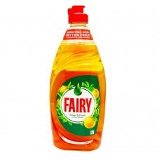 Gel za ročno pomivanje posode Fairy Clean & Fresh