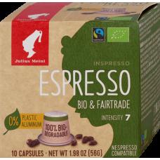 Julius Meinl - Nespresso kompatibilne - espresso - 10 kos